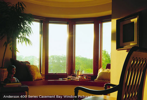 Mulligan windows siding and roofing bay windows for Energy efficient bay windows